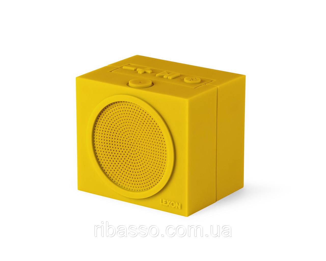 LEXON Динамик Tykho speaker, желтый