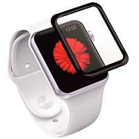Захисне скло 5D Full Glue Apple Watch 40mm