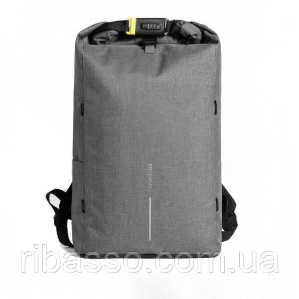 """XD design Рюкзак антивор  Bobby Urban Lite 15.6"""" Grey (P705.502)"""
