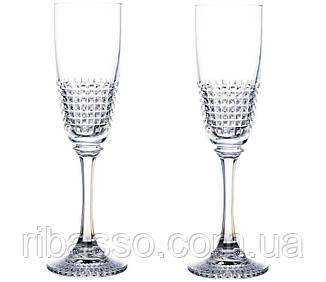 Rogaska Набор бокалов для вина Diamond (2 шт)