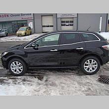 Молдинги на двері для Mazda CX-7 2006-2009, LIFT 2010-2012