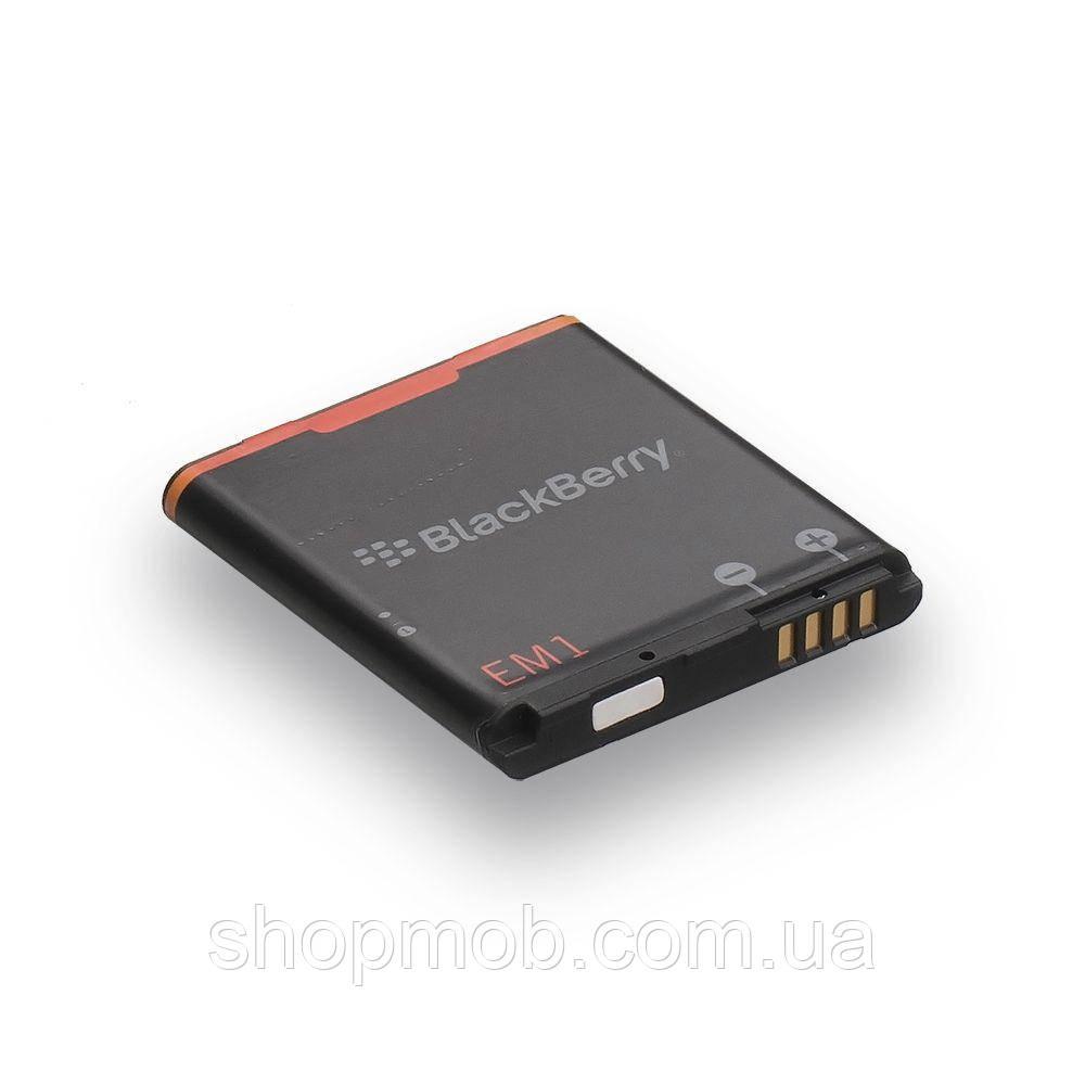 Аккумулятор для мобильного телефона Blackberry EM1 / Curve 9360 Характеристики AAAA