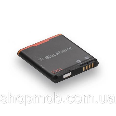 Аккумулятор для мобильного телефона Blackberry EM1 / Curve 9360 Характеристики AAAA, фото 2