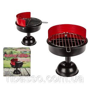 Пепельница ООТВ Barbecue металлическая