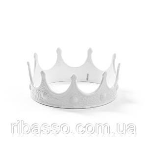 Корона белая