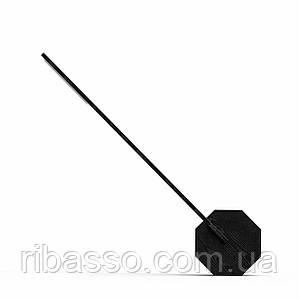 """Светильник """"OCTAGON ONE"""" на 4 уровня освещения, черный Gingko GK11B10"""