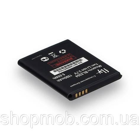 Аккумулятор для мобильного телефона Fly BL5204 / IQ447 Характеристики AAAA, фото 2