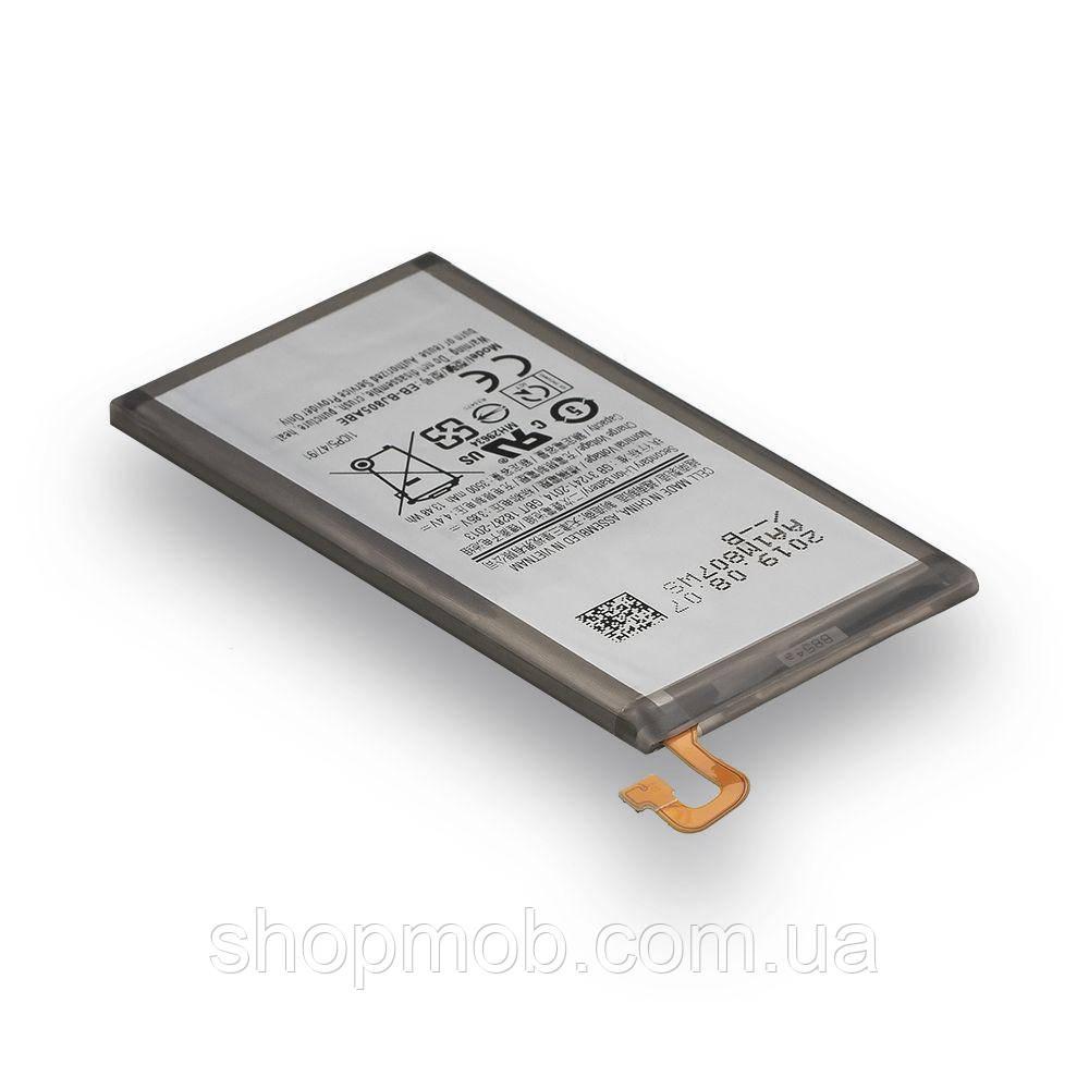 Аккумулятор для мобильного телефона Samsung A6 Plus 2018 / EB-BJ805ABE Характеристики AAAA