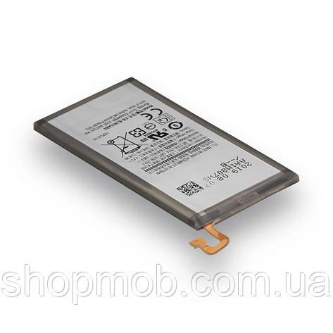 Аккумулятор для мобильного телефона Samsung A6 Plus 2018 / EB-BJ805ABE Характеристики AAAA, фото 2