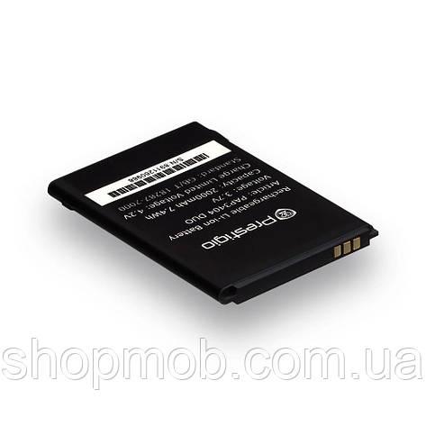 Аккумулятор для мобильного телефона Prestigio PAP3404 / MultiPhone 3404 Duo Характеристики AAA, фото 2