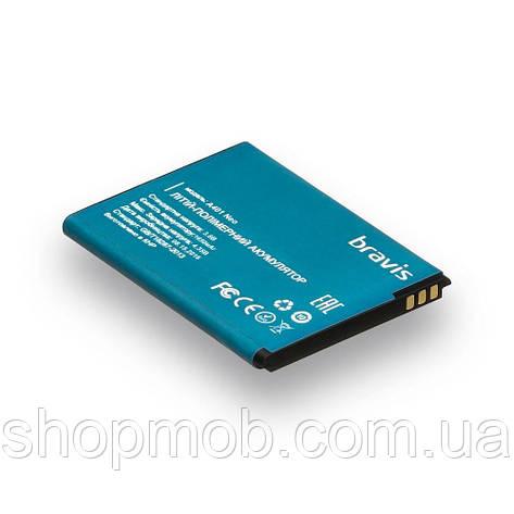 Аккумулятор для мобильного телефона Bravis A401 Neo / A401 Neo Характеристики AAAA, фото 2