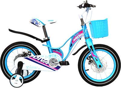 """Дитячий велосипед Ardis Diva 14"""""""