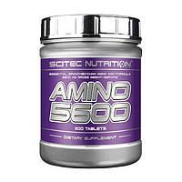Аминокислота Scitec Amino 5600 200 таб