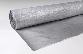 Пленка Кровельная Пароизоляционная Паро-барьер серый 1.50 м 50 м ( 75 м2 ) серый, фото 3