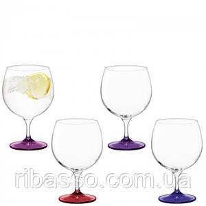 LSA International Набор бокалов для вина Coro, цветные 525 мл