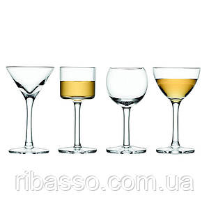 Набор коктейльных бокалов Lulu