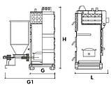 Пеллетный котел Emtas EKY/S 35-105 кВт, фото 5