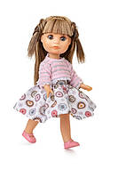 Кукла Berjuan Люси в розовом свитере 22 см