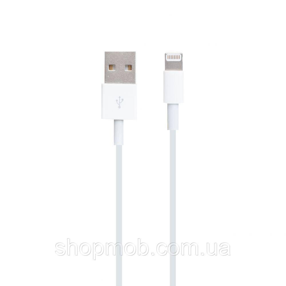USB кабель для зарядки Iphone X Lightning Original (Foxconn) Цвет Белый