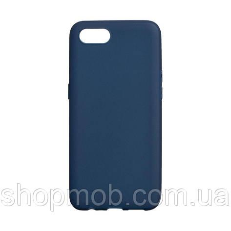 Чехол SMTT Realme C2 Цвет Синий, фото 2