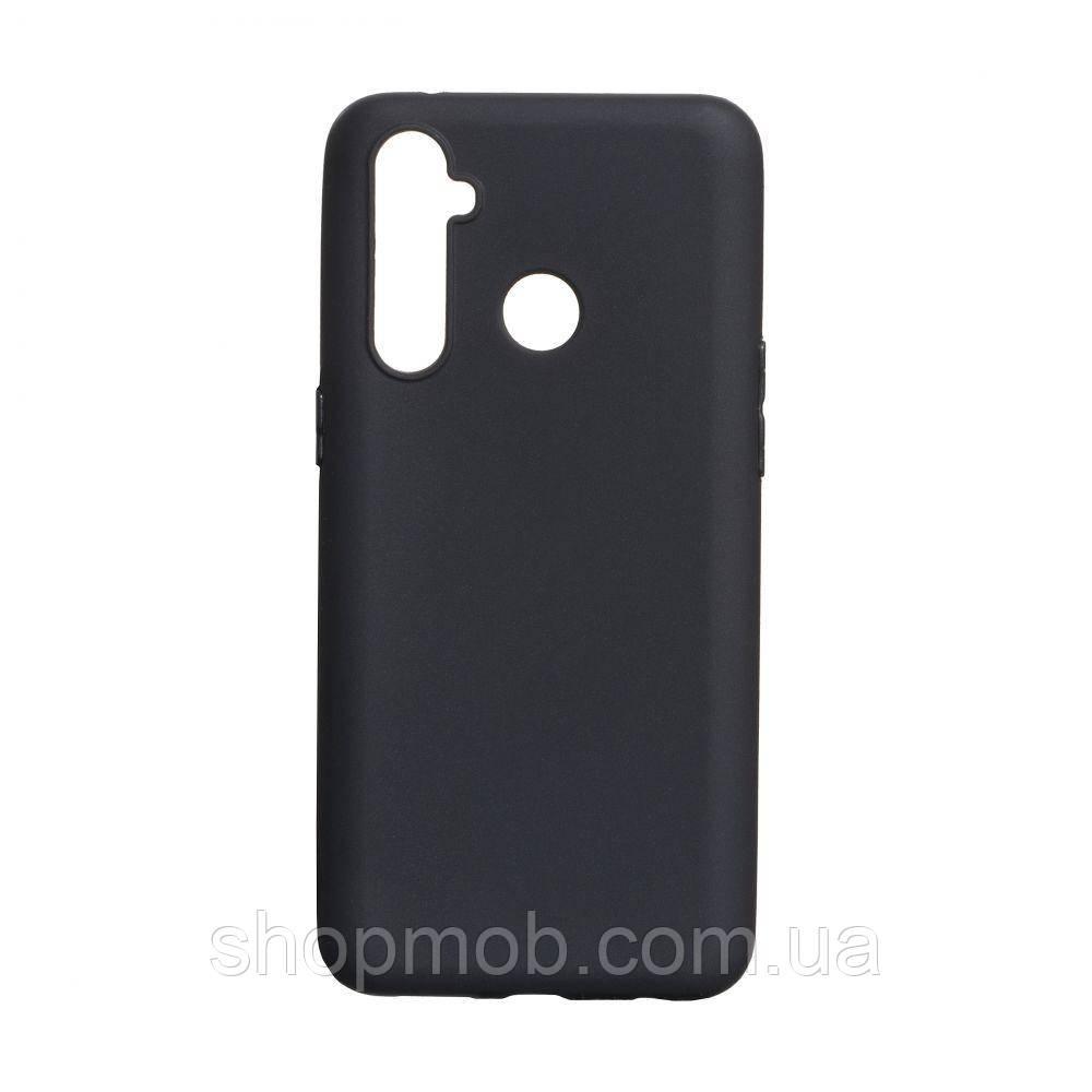 Чехол SMTT Realme 5 Pro Цвет Чёрный