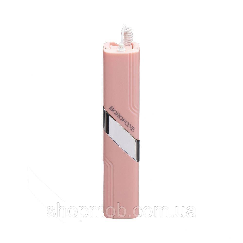 Штатив Monopod Borofone BY3 Цвет Розовый