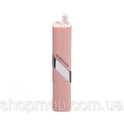 Штатив Monopod Borofone BY3 Цвет Розовый, фото 2
