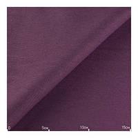 """Ткань  """"Амарант"""" однотонная фиолетового цвета для штор и обивки"""