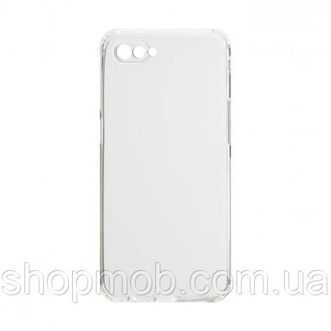 Чехол накладка для смартфонов (силикон прозрачные) KST for Realme C2 Цвет Прозрачный, фото 2
