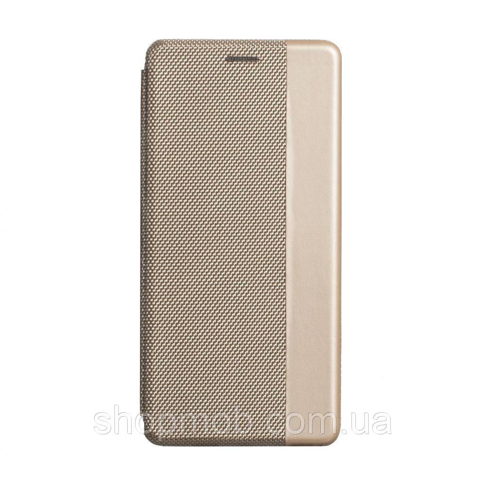 Чехол-книжка Strip color for Xiaomi Mi 10 Цвет Золотой