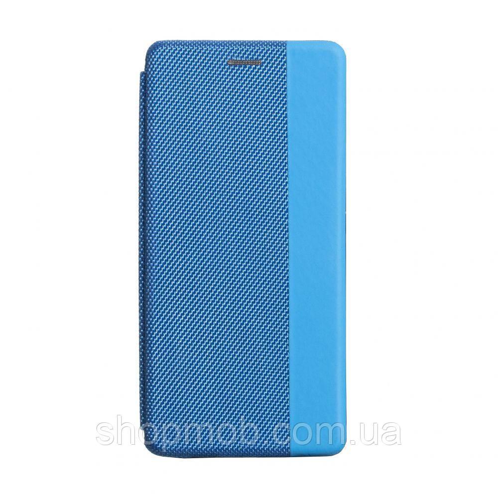 Чехол-книжка Strip color for Xiaomi Mi 10 Цвет Синий