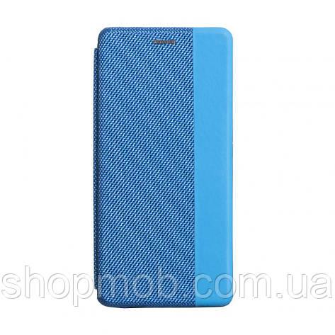Чехол-книжка Strip color for Xiaomi Mi 10 Цвет Синий, фото 2
