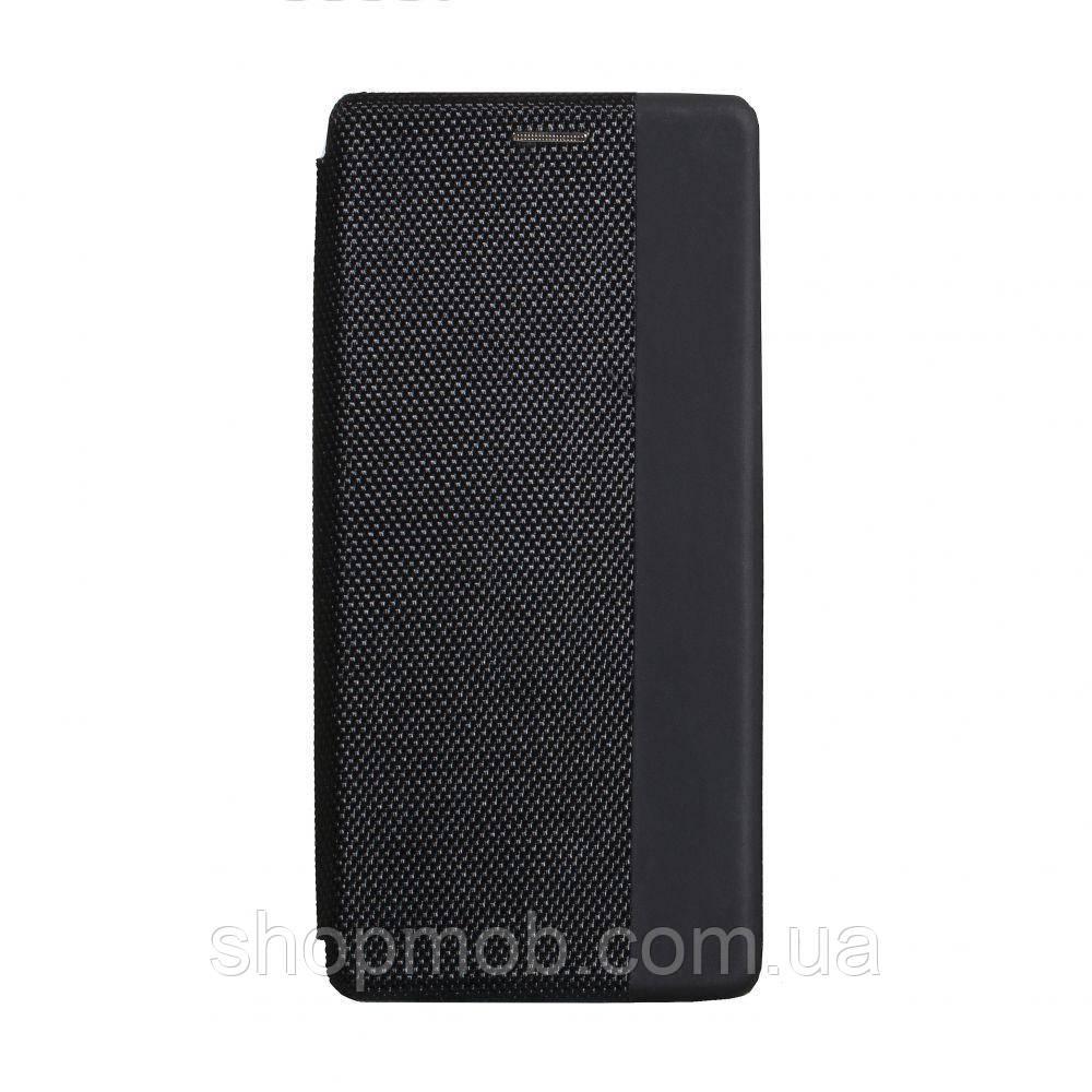 Чехол-книжка Strip color for Xiaomi Mi 10 Цвет Чёрный