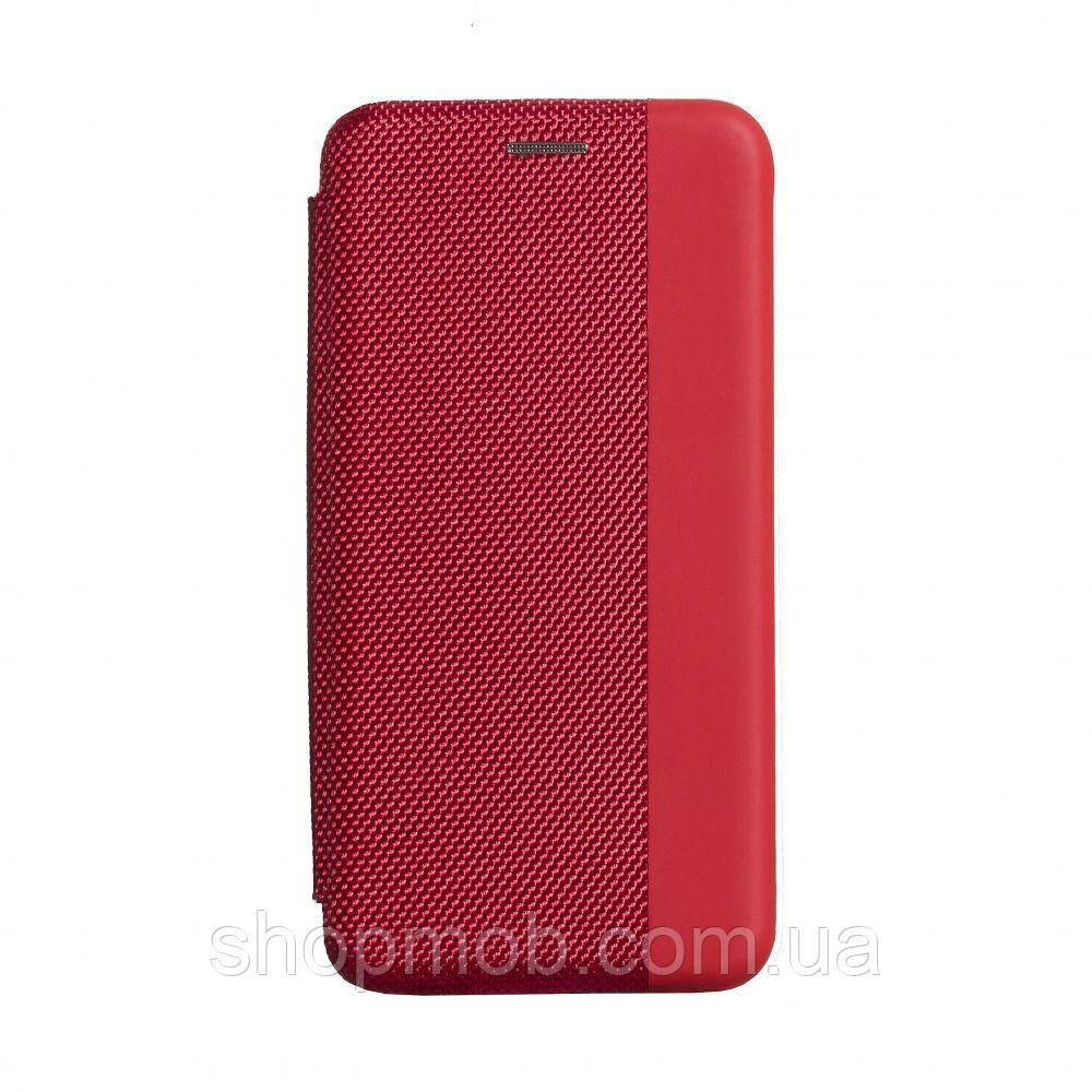 Чехол-книжка Strip color for Huawei P40 Цвет Красный