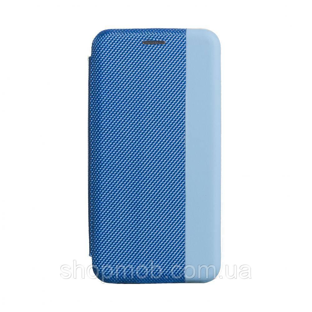Чехол-книжка Strip color for Huawei P40 Цвет Синий