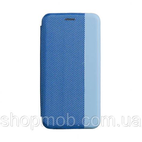 Чехол-книжка Strip color for Huawei P40 Цвет Синий, фото 2