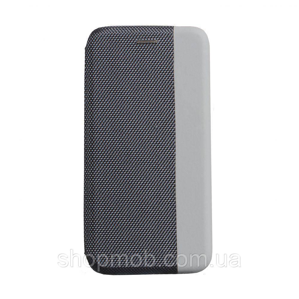 Чехол-книжка Strip color for Samsung A11 Цвет Серый