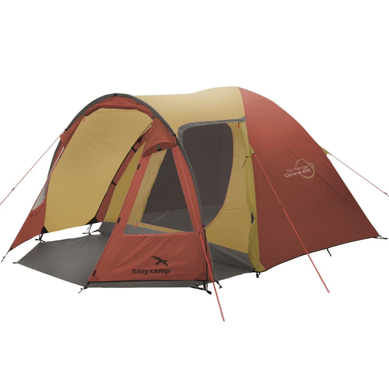Палатка Easy Camp Corona 400 Gold Red