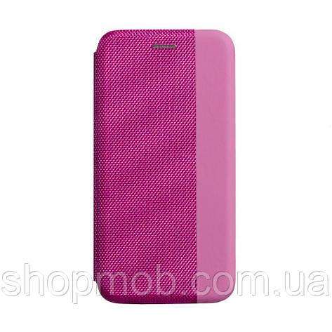 Чехол-книжка Strip color for Samsung A51 Цвет Розовый, фото 2