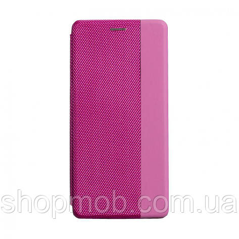 Чехол-книжка Strip color for Realme 6 Цвет Розовый, фото 2