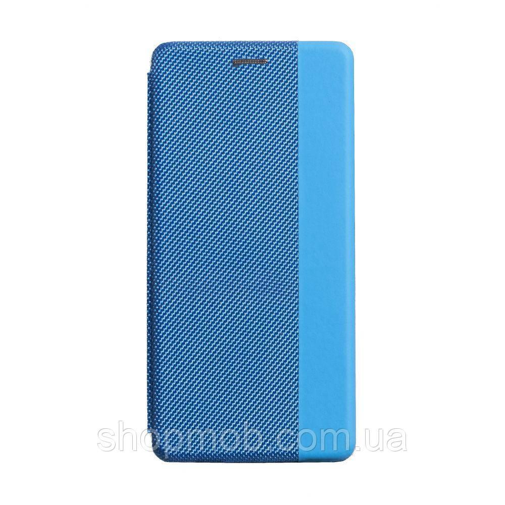 Чехол-книжка Strip color for Realme 6 Цвет Синий