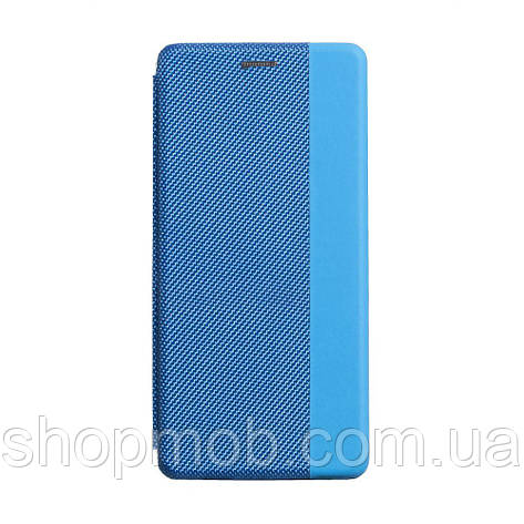 Чехол-книжка Strip color for Realme 6 Цвет Синий, фото 2