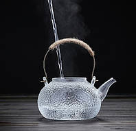 Стеклянный заварочный чайник  719-877 900 мл