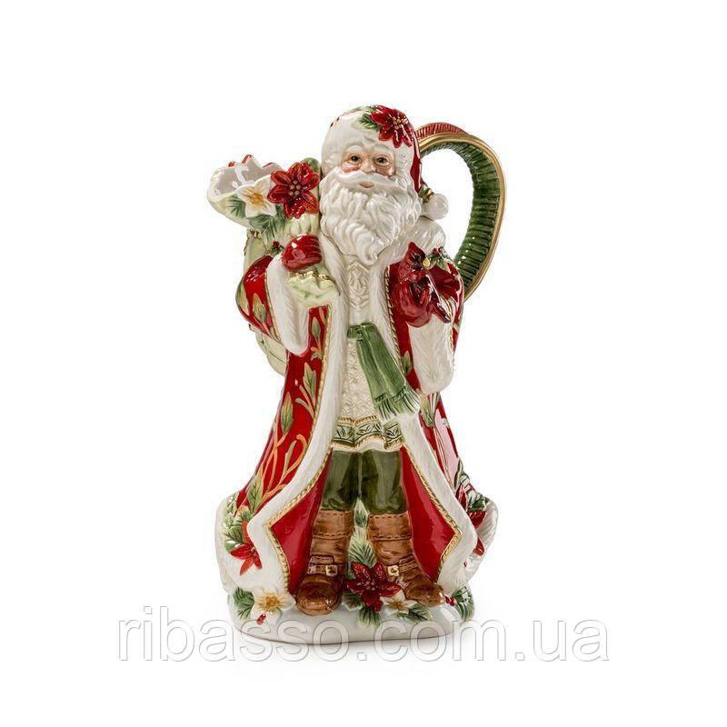 """Кувшин """"Дед Мороз с подарками"""""""
