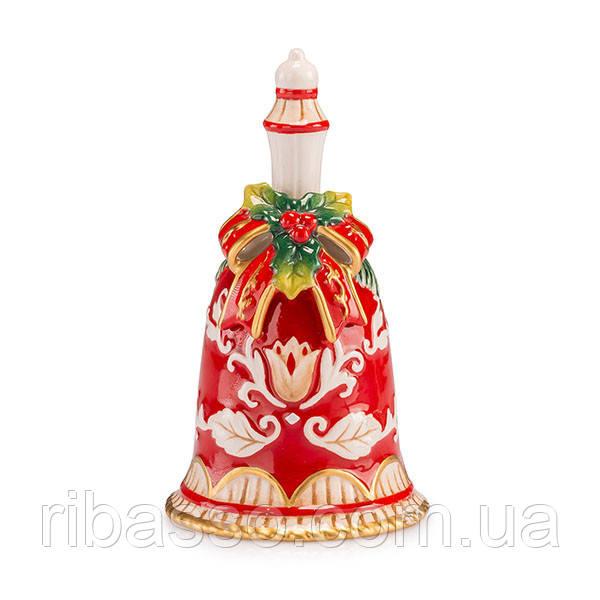 """Lamart Новогодняя игрушка """"Колокольчик"""",  14 см"""