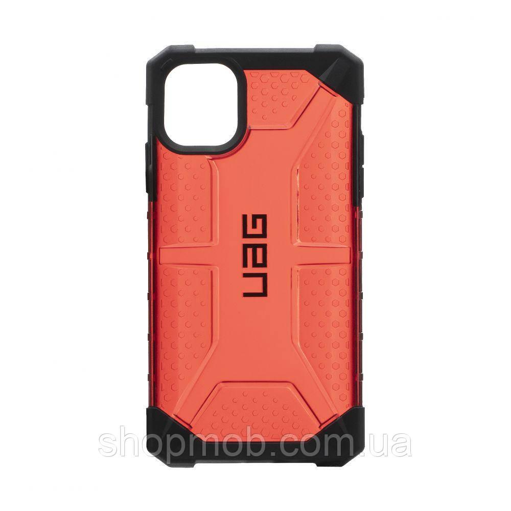 Чохол UAG Plazma for Apple Iphone 11 Pro Колір Червоний