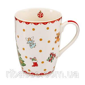 Новогодняя чашка, 10,5 см