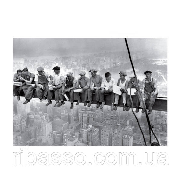 "Salvadori Arte Картина ""Man at work"", 50х70 см"