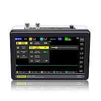 Цифровой сенсорный осциллограф Fnirsi 1013D 7-дюймовый экран 100МГц