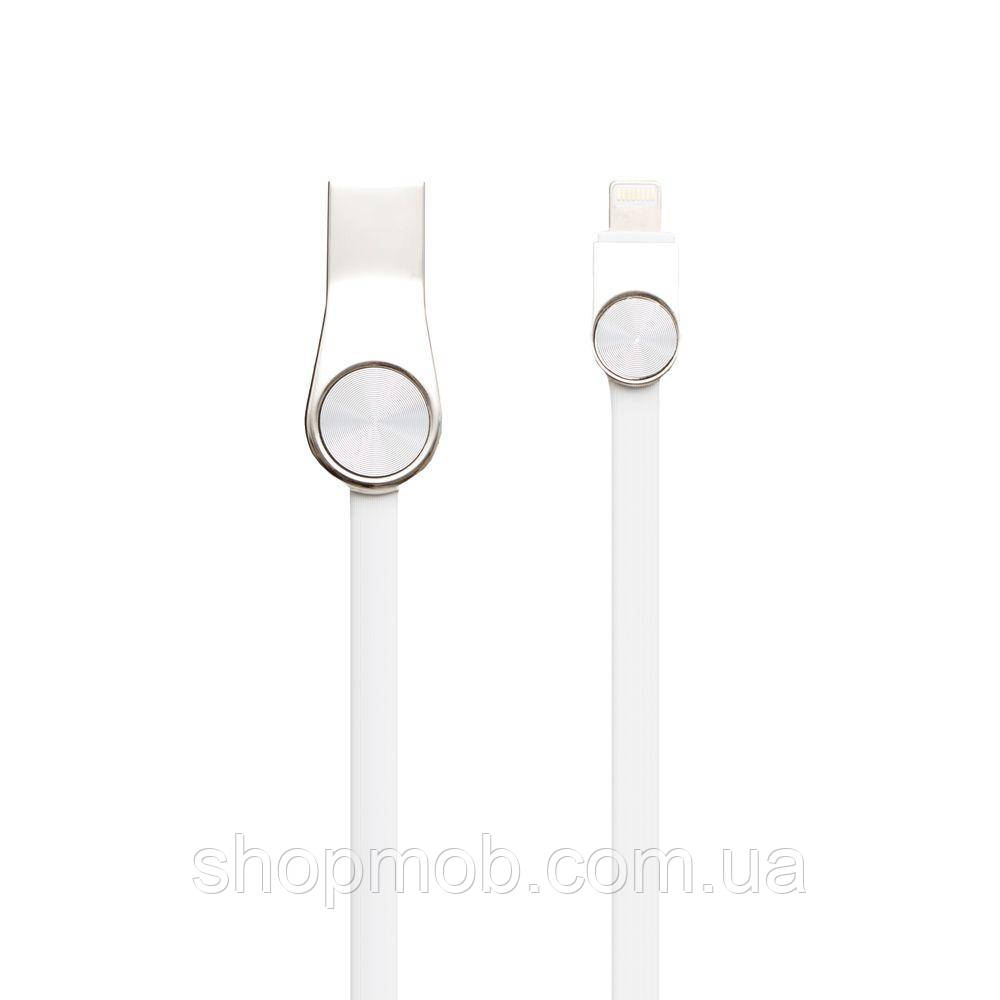 USB кабель для зарядки XO NB45 Lightning Цвет Белый